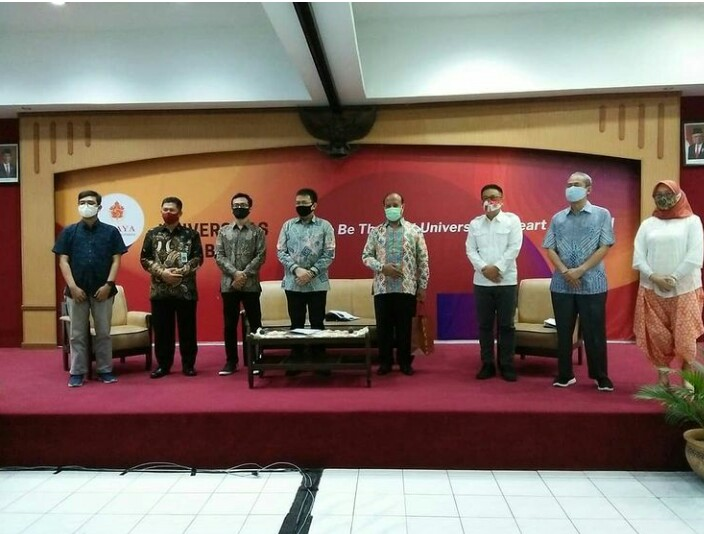 APVOCATION East Java to  Supports  Surabaya University to Create One Million IT Preneurs
