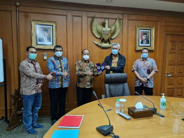 APVOKASI East Java Establishes Synergy with Central Bank Indonesia East Java Representative Office in the Economic and Education Sector