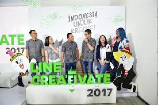 LINE Creativate 2017 Wadahi Ribuan Karya Kreatif Digital Indonesia